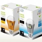 หลอดไฟ RITEK LED E27 AC 220V 7W (สีขาว/เหลือง) อายุการใช้งาน 30,000 ชั่วโมง