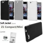 เคส Sony Xperia Z1 Compact ของ Capdase Soft Jacket Xpose