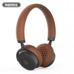 REMAX Headphone รุ่น RB-300HB (สีน้ำตาล)