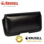 ซองหนังแท้ Krusell Hector Mobile Case
