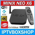 MINIX NEO X6 Android 4.4.2