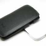 Jacka Type Leather Black Case For Samsung Galaxy S3