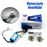 ไฟหน้า LED Motorcycle All In One 6 ดวง COB 35W