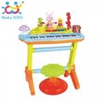 Huile Toys ออแกน เสียงเพลง พร้อมไมล์ และเพลง