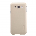 เคส Samsung Galaxy E7 ของ Nillkin Super Frosted Case - สีทอง