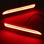 ไฟ LED ทับทิมท้าย Fortuner 2012-16 แบบเส้นบาร์ข้าง