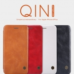 เคสฝาพับ iPhone 6 Plus ของ Nillkin Qin Leather Case