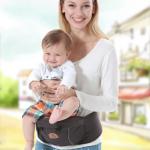 รองนั่งเด็ก เป้อุ้มเด็ก HipSeat 6 เดือน ถึง 3 ขวบกว่า
