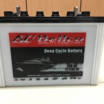 แบตเตอรี่เบลโก้ Deep cycle Bellco 85Ah (ESB85)