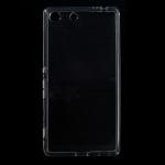 เคสยาง Xperia M5 แบบ Ultra thin Crystal Clear Soft TPU Case - สีใส