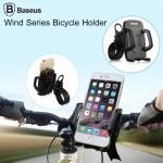 Baseus Wind Series Bicycle Phone Holder (สำหรับจักรยาน)