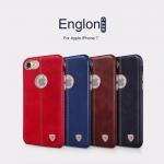 เคส Apple iPhone 7 ของ Nillkin Englon - สีแดง