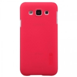 เคส Samsung Galaxy E7 ของ Nillkin Super Frosted Case - สีแดง
