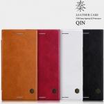 เคสฝาพับ Xperia XZ / XZs ของ Nillkin Qin Leather Case