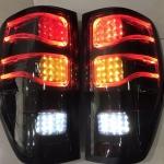 โคมไฟท้าย LED Ford Ranger T6 V.2