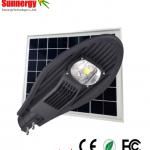 โคมไฟ Solar Street Light ขนาด 10W พร้อมแผงโซล่าเซลล์ 10W
