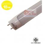 หลอดไฟ LED HOSHI T8 18W (CW) Day แสงสีขาว