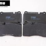 ผ้าดิสเบรคหน้า VOLKSWAGEN TOUAREG 3.0L (V6) / Front Brake Pads, 7L6698151E