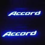 สคัพเพลท Honda Accord มีไฟ LED
