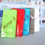 เคสยางใส Oppo Mirror 5 แบบ Crystal Clear Soft TPU Case