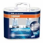 OSRAM NIGHT BREAKER PLUS ขั้ว H4