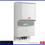 Inverter (หม้อแปลงไฟฟ้า) รุ่น ABB PVI-3.6-TL-OUTD-S