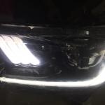 โคมไฟหน้า Ford Ranger T6 ทรง Mustang