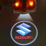 ไฟโลโก้ส่องพื้น Suzuki