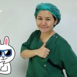 ฝีมือศัลยแพทย์ไทย ^^