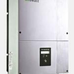 เครื่องแปลงไฟเชื่อมต่อสายส่ง Growatt Grid Tie Inverter ขนาด 3.6KW-20KW