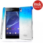 เคส Xperia Z2 ของ IMAK Raindrop Hard Cover Skin Case