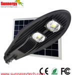 โคมไฟ Solar Street Light ขนาด 40W พร้อมแผงโซล่าเซลล์ 30W