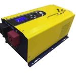 เครื่องแปลงไฟ อินเวอร์เตอร์ ไฮบริด RICh Pure Sine Wave Inverter GI-1500W/24V