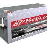 แบตเตอรี่เจลดีพไซเคิลเบลโก้ GEL Deep cycle Bellco 150Ah (BC-12150DC-G)