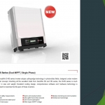 Goodwe inverter GW3000D‐NS