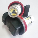 SMD 27 ดวง Projector หัวเงิน Japan ขั้ว H8