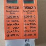 Surge แบบ SPD DC 20-40kA 1000V 2P (TMZ) สำเนา