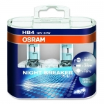 OSRAM NIGHT BREAKER PLUS ขั้ว HB4