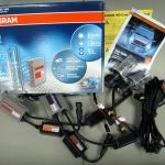 ชุดไฟ Xenon OSRAM 6000K 12V 35W CAN-BUS ขั้ว H4