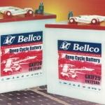 แบตรถกอล์ฟ Bellco แบตเตอรี่รถกอล์ฟ รถไฟฟ้า (Bellco Golf Cart Battery)
