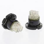 LED 3 ดวง ขั้ว T4.7