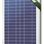 แผงโซล่าเซลล์ Solarland ชนิด Polycrystalline Silicon ขนาด 20W รับประกัน 10 ปี