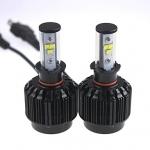 ไฟหน้า LED ขั้ว H3 Cree 6 ดวง 60W CREE XTE