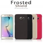 เคส Samsung Galaxy S6 Edge ของ Nillkin Super Frosted Shield Case +ฟิล์มกันรอย
