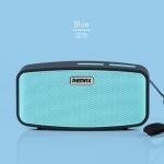 ลำโพงบลูทูธ Remax RB-M1 Sushi bluetooth speaker - Blue น้ำเงิน