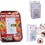 ที่ไล่ยุง ไล่หนู และแมลงต่างๆ ด้วย Pest Repelling Aid คลื่นเสียงอัลตร้าโซนิค