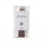 iDrive iReader 16G iPhone Android laptop smart phone External memory expansion OTG