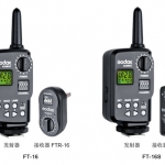 XT16 XTR16 Wireless Control For Flash Godox QS QT DE Series