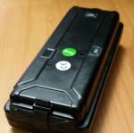 จีพีเอสนักสืบ จีพีเอสแม่เหล็กติดใต้ท้องรถ (Magnetic GPS Tracker) ความจุแบตเตอรี่ 10000 mAh