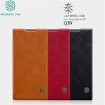 เคสฝาพับ Xperia XA2 ของ Nillkin Qin Leather Case